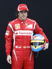 Fernando Alonso pone su voz a un personaje de 'Cars 2'