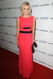 Katherine Jenkins en los premios 'Las Mujeres del Año' 2011 de Glamour