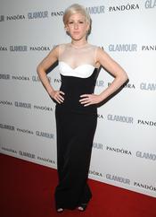 Ellie Goulding en los premios 'Las Mujeres del Año' 2011 de Glamour