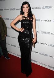 Jessie J en los premios 'Las Mujeres del Año' 2011 de Glamour