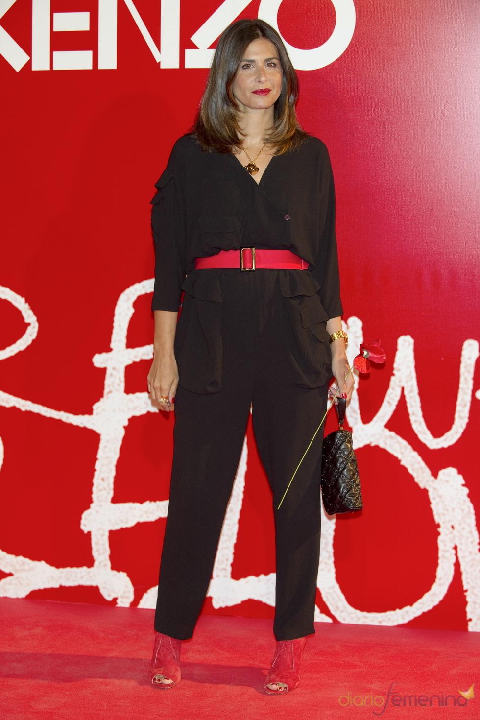 Nuria Roca en la fiesta de verano Kenzo 2011