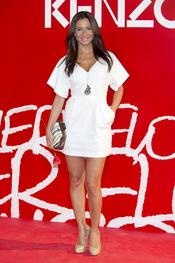 Cecilia Gómez en la fiesta de verano Kenzo 2011