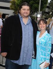 Jorge García en la premiere de 'Super 8' en Los Ángeles