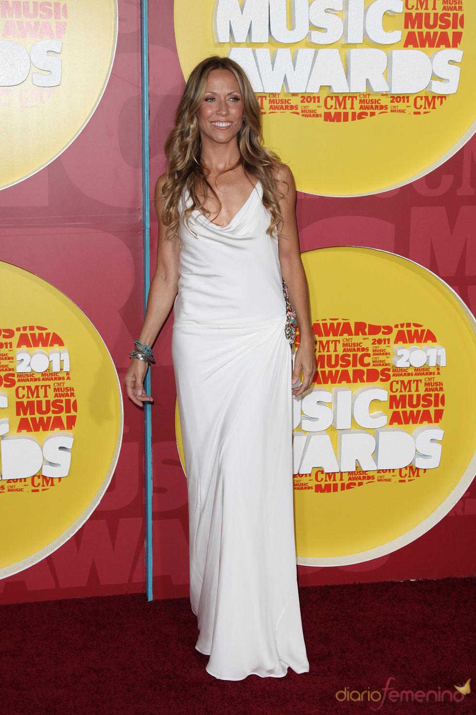 Sheryl Crow en los Premios CMT de Música Country 2011