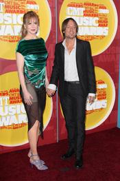 Nicole Kidman y Keith Urban en los Premios CMT de Música Country 2011