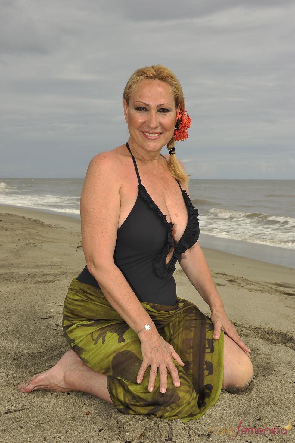Rosa Benito, concursante de 'Supervivientes: perdidos en Honduras'
