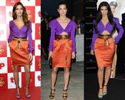 Sara Carbonero, Carlota Casiraghi y Kim Kardashian con el mismo Gucci