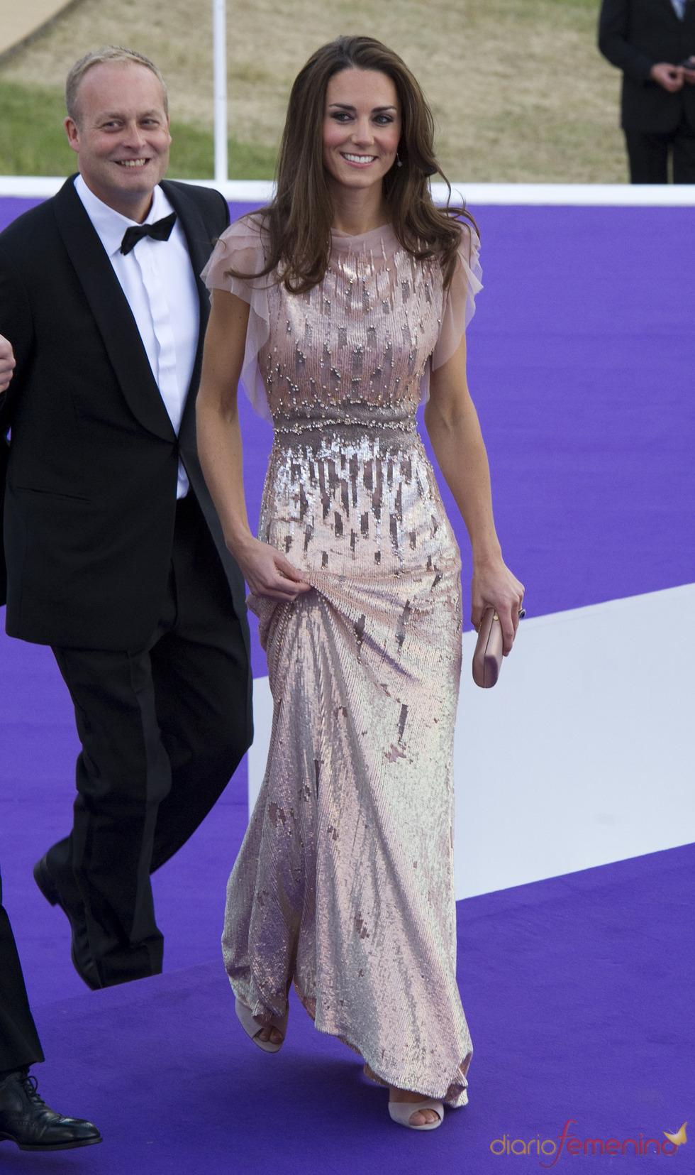 Kate Middleton en el décimo aniversario de la gala ARK