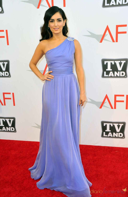 Ana de la Reguera en los Premios AFI 2011