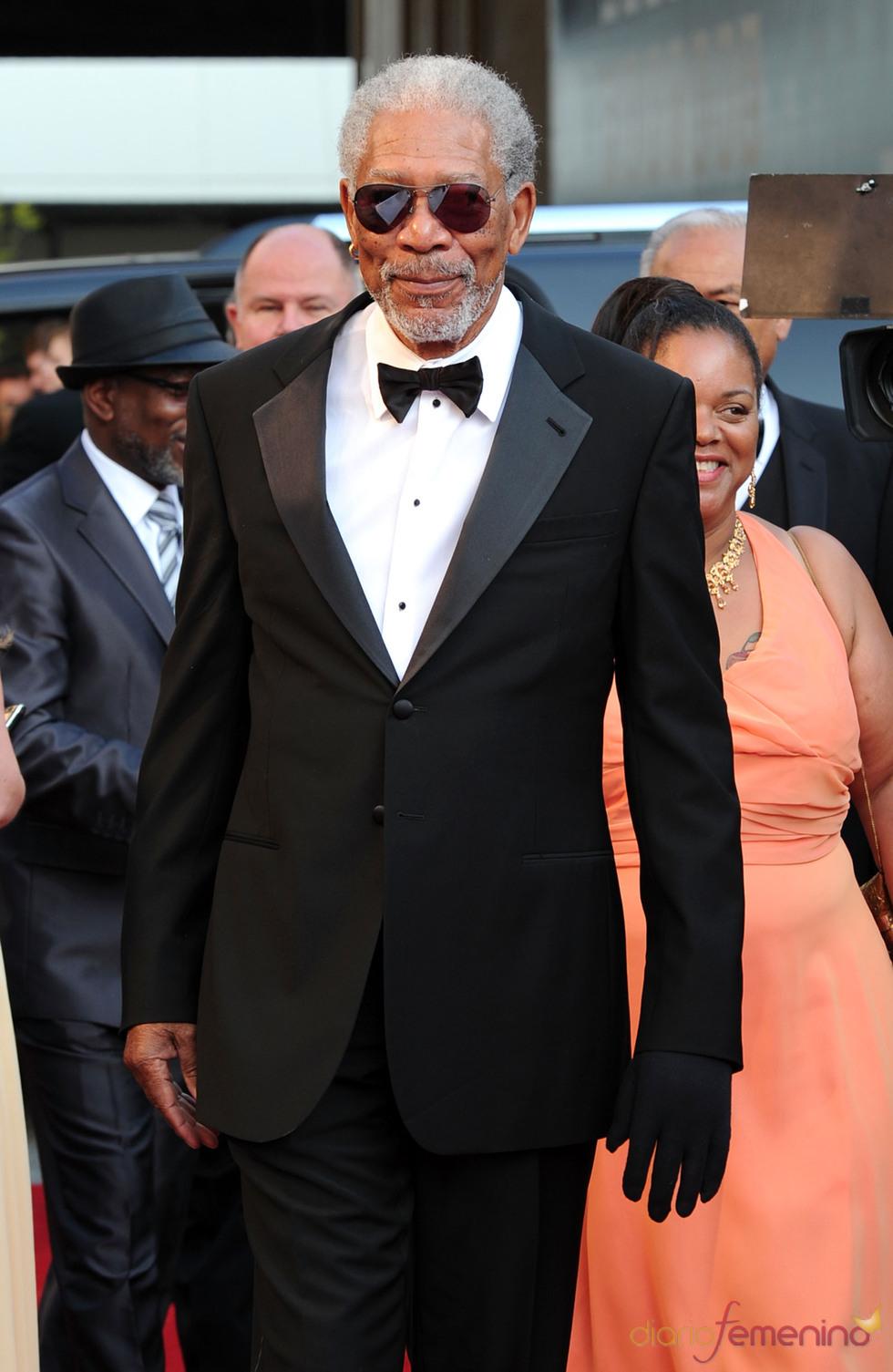 Morgan Freeman en los Premios AFI 2011