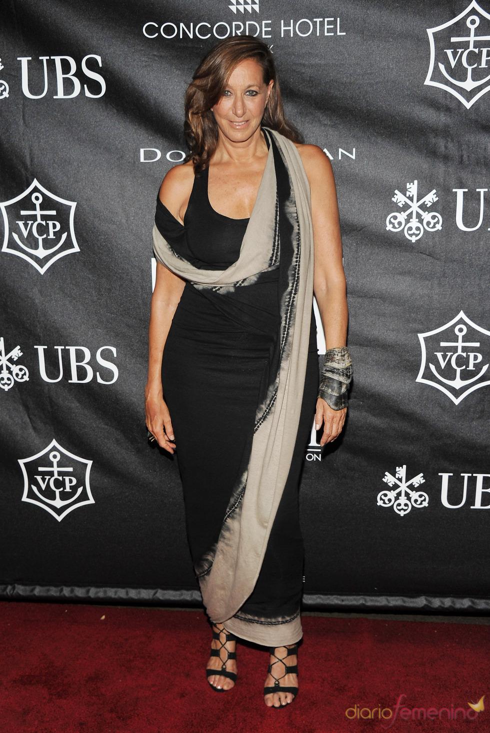 Donna Karan en los Premios Urban Zen Stephan Weiss Apple