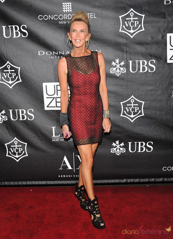 Trudie Styler en los Premios Urban Zen Stephan Weiss Apple