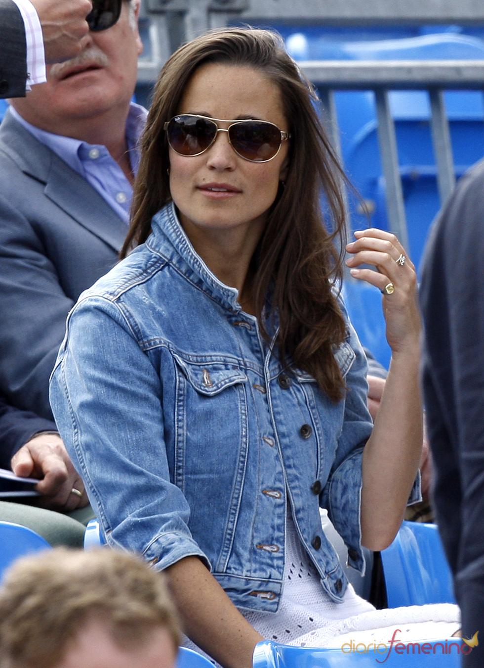 Pippa Middleton en el Torneo de Queen's de Londres