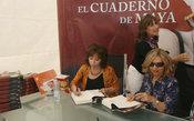 Horas de espera en la Feria del Libro para ver a Isabel Allende