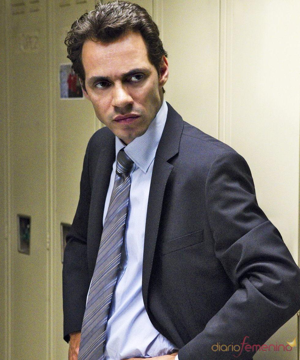 Marc Anthony en el papel de Nick Renata en 'Hawthorne'