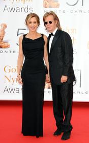 Felicity Huffman y William H. Macy en el Festival de Tv de Montecarlo 2011