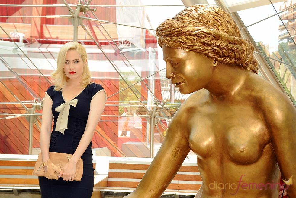 Charlotte Sullivan en el Festival de Tv de Montecarlo 2011