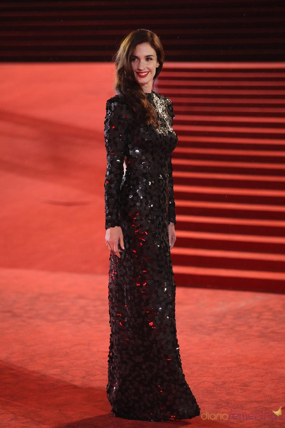 Paz Vega en el Festival de Cine de Shanghái