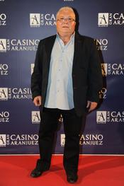 Juanito 'El Golosina' en el concierto de Isabel Pantoja