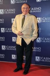 Paul Sender en el concierto de Isabel Pantoja