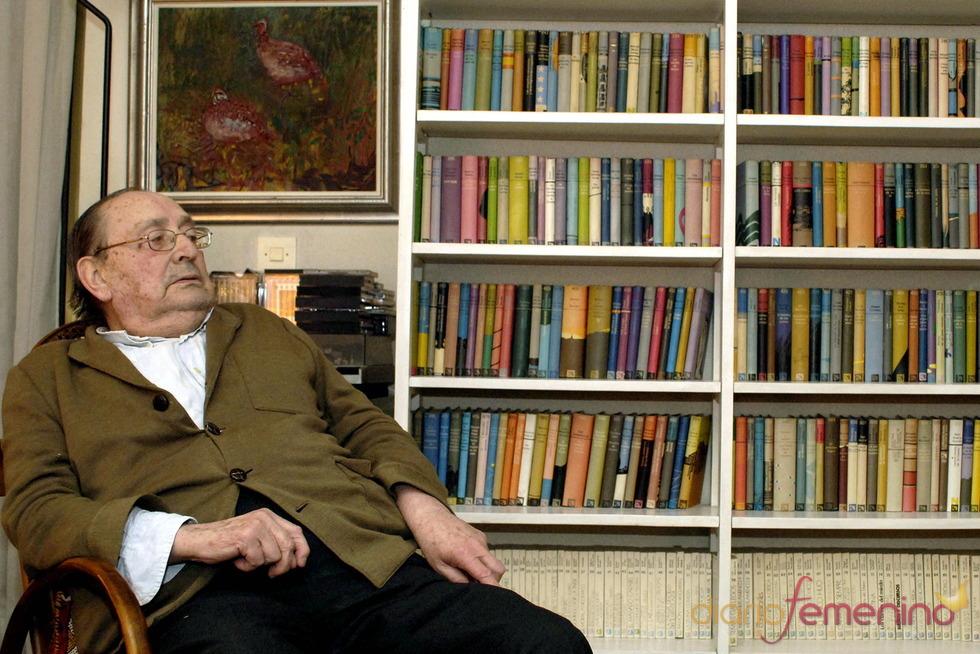 Miguel Delibes reaparece con una obra inédita tras su muerte
