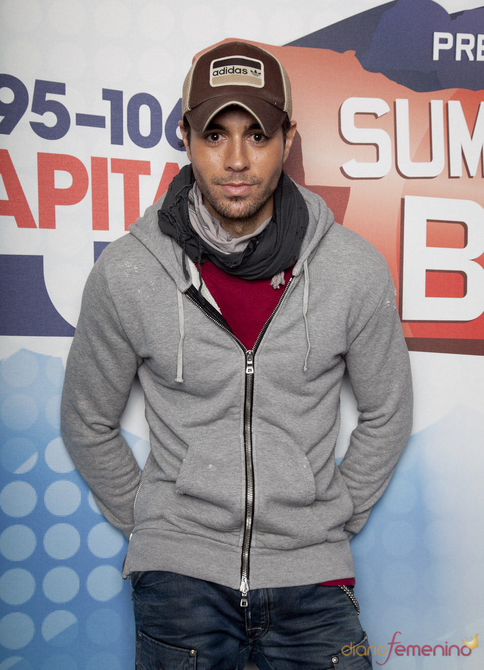 Enrique Iglesias en el Summertime Ball 2011