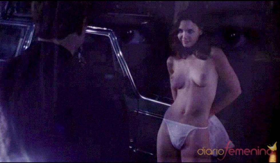 El topless de Katie Holmes en 'The Gift' en el año 2000