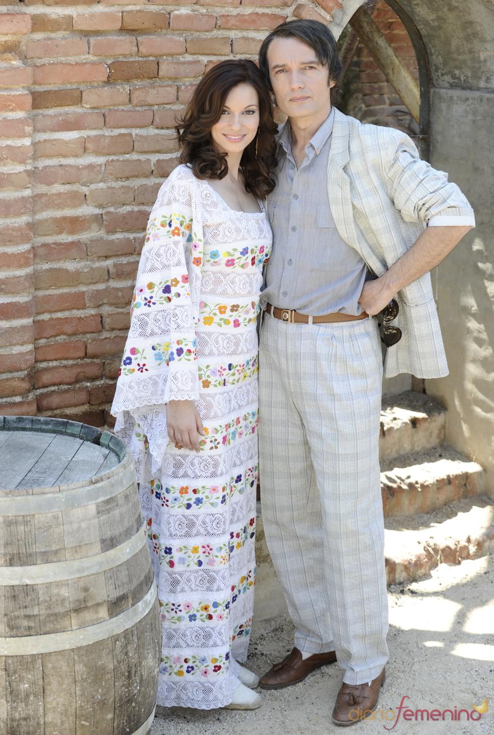 Norma Ruiz y Josep Linuesa estarán en la serie 'Marieta'