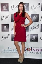 Helen Lindes en la gala de los premios Must 2011