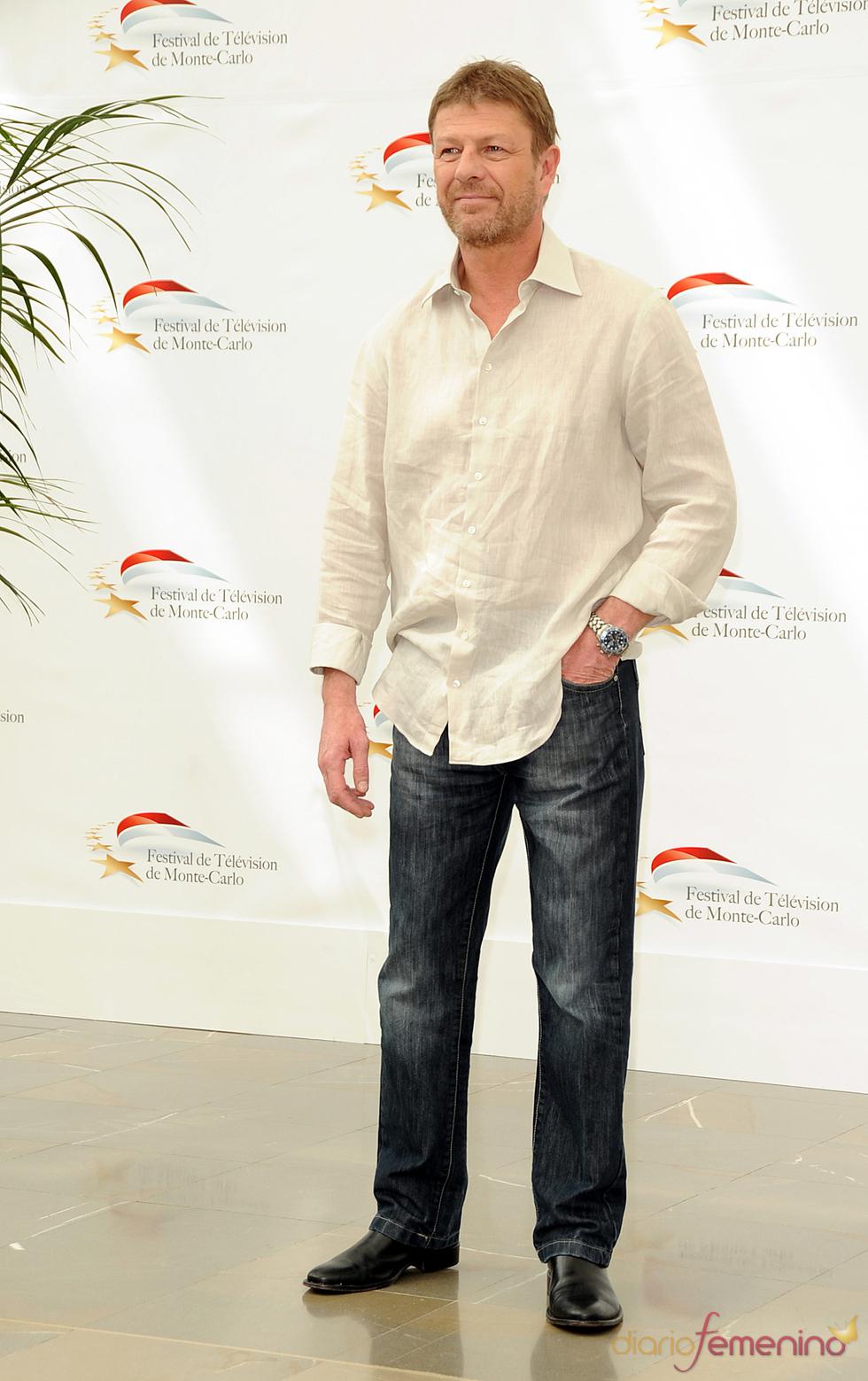 Sean Bean en el Festival de Televisión de Mónaco 2011