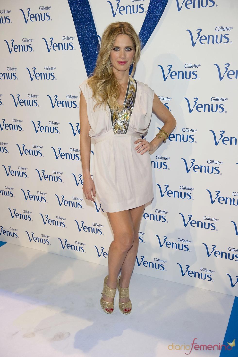 Vanessa Romero en los Premios Venus de Diseño 2011