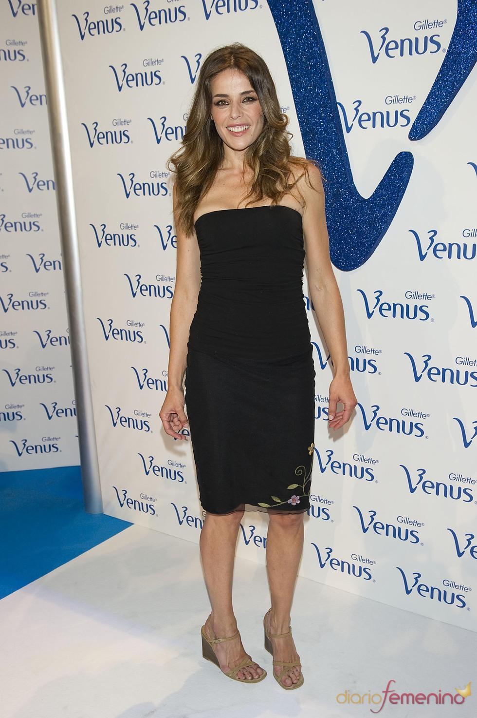 Inma del Moral en los Premios Venus de Diseño 2011