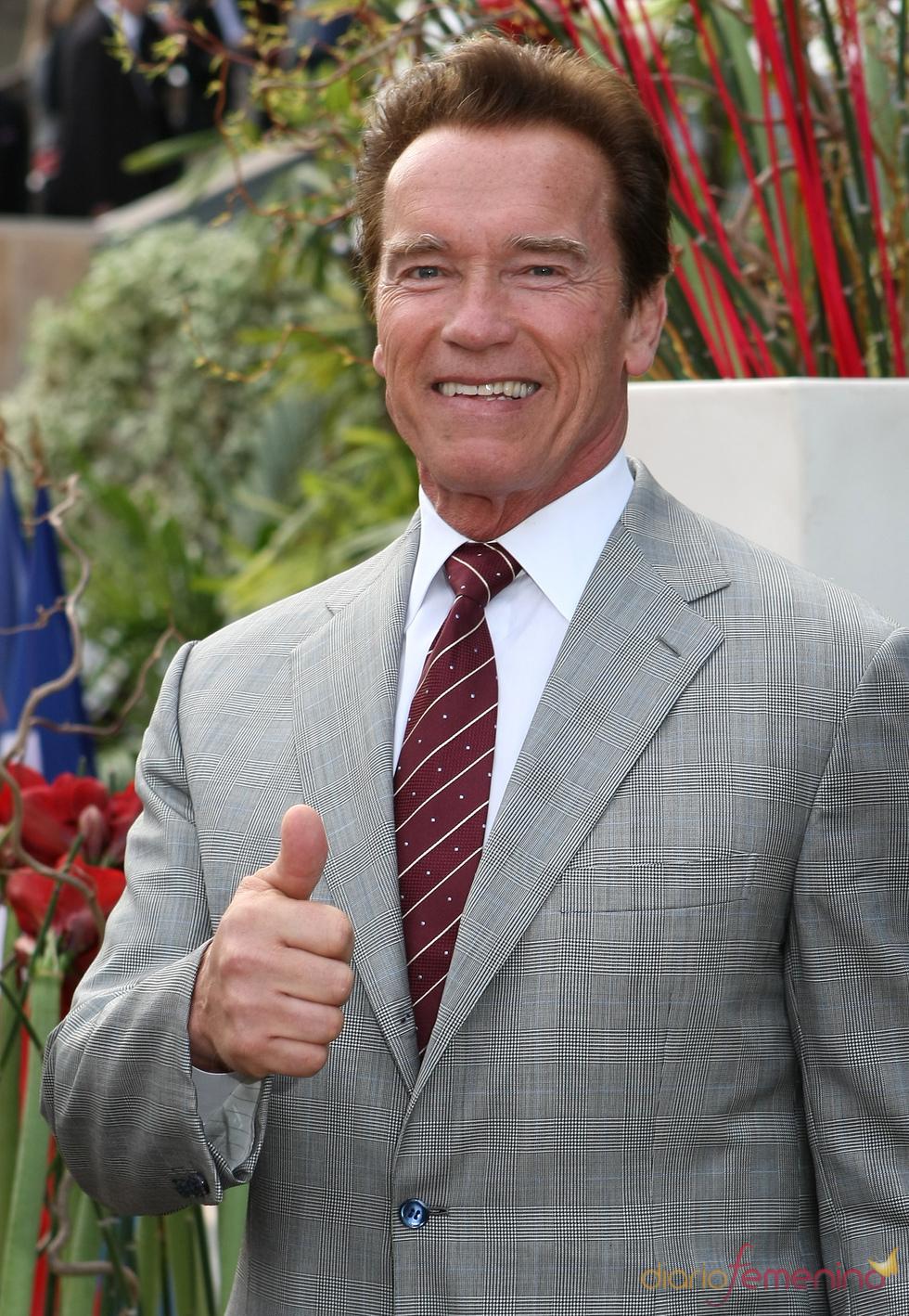El hijo secreto de Arnold Schwarzenegger quiere tener una relación con él