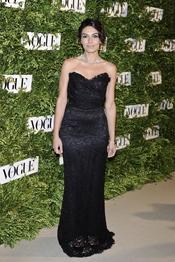 Marta Fernández en los Premios Vogue Joyas 2011