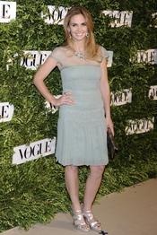 Genoveva Casanova en los Premios Vogue Joyas 2011