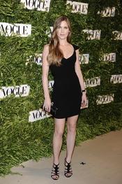 Helen Swedin en los Premios Vogue Joyas 2011