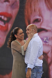 El reencuentro de Kiko Rivera con su madre Isabel Pantoja en 'Supervivientes'