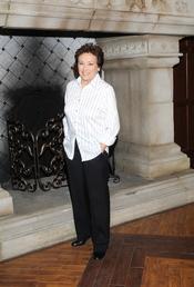 La actriz Amparo Baró en una imagen de 2008