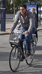 Miguel Indurain en una imagen de 2009