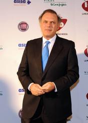 Pedro Piqueras en los Premios Pie Derecho de Cadena 100