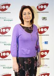 Rocio Ramos-Paúl en los Premios Pie Derecho de Cadena 100