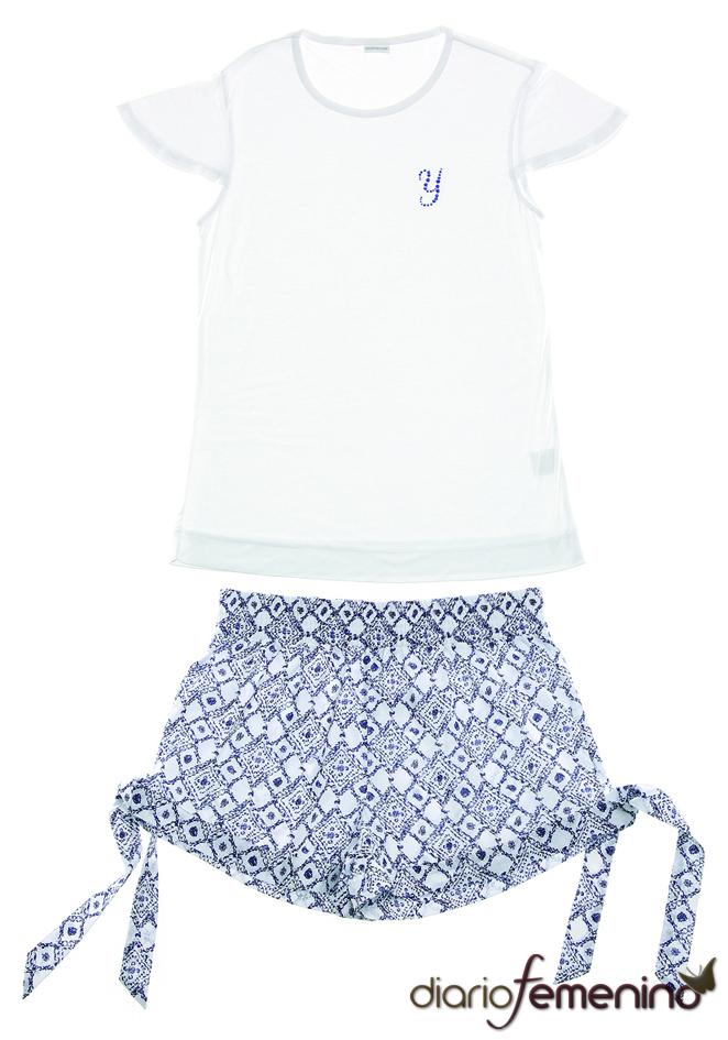 Pijama veraniego de Yamamay