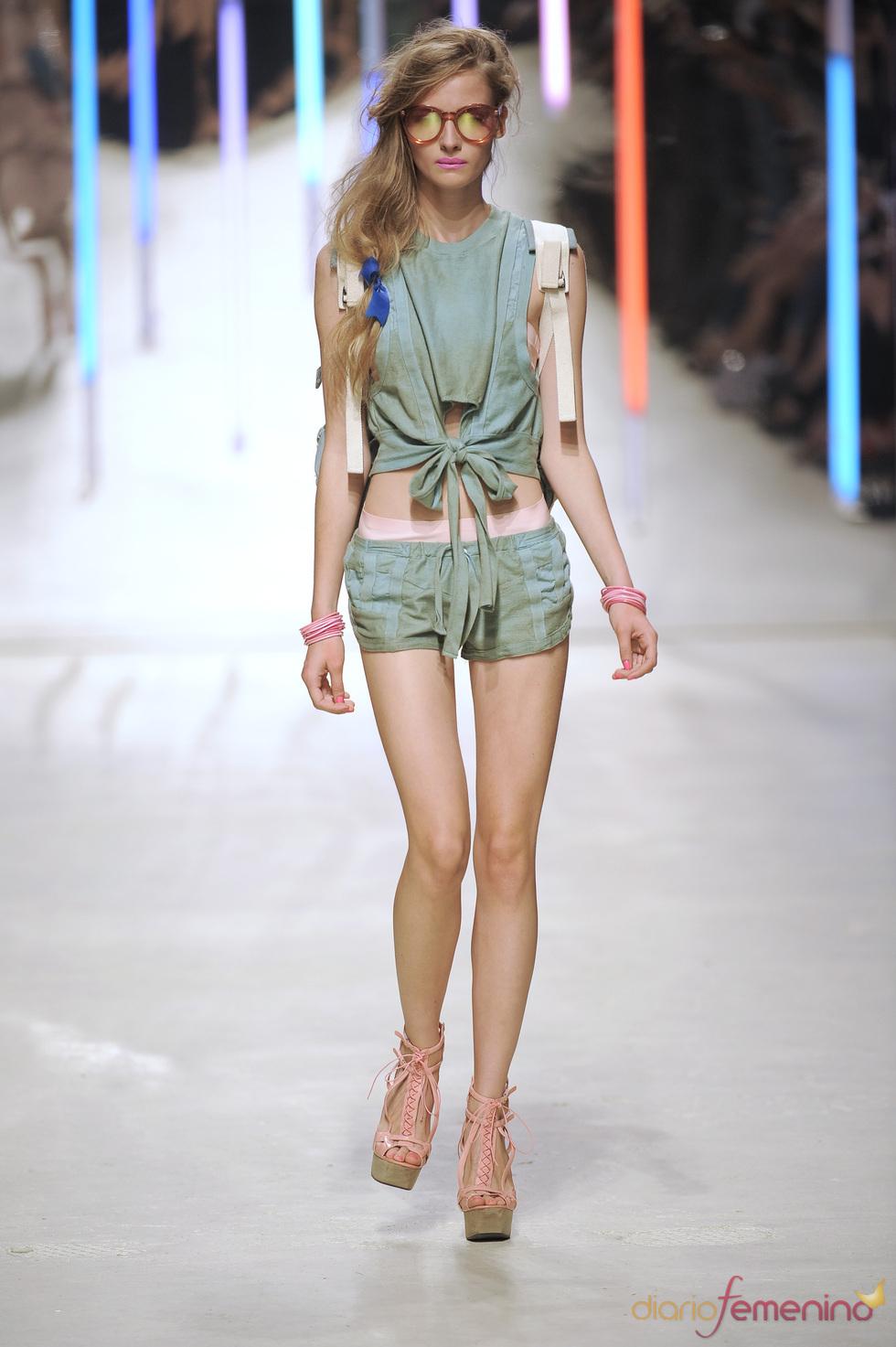 Shorts de Topshop 2010