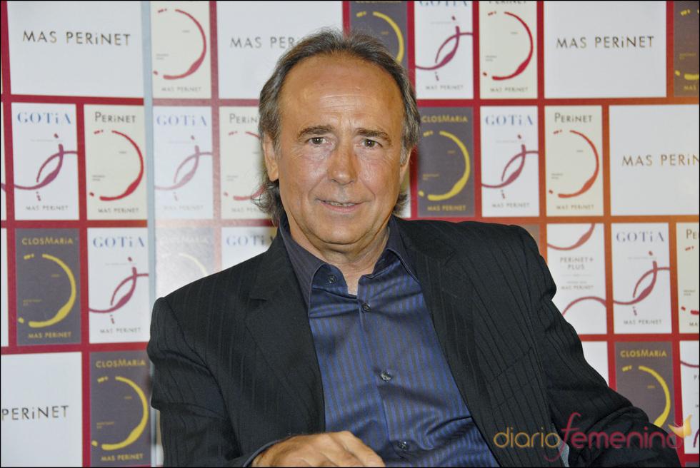 Joan Manuel Serrat, operado de un tumor de pulmón