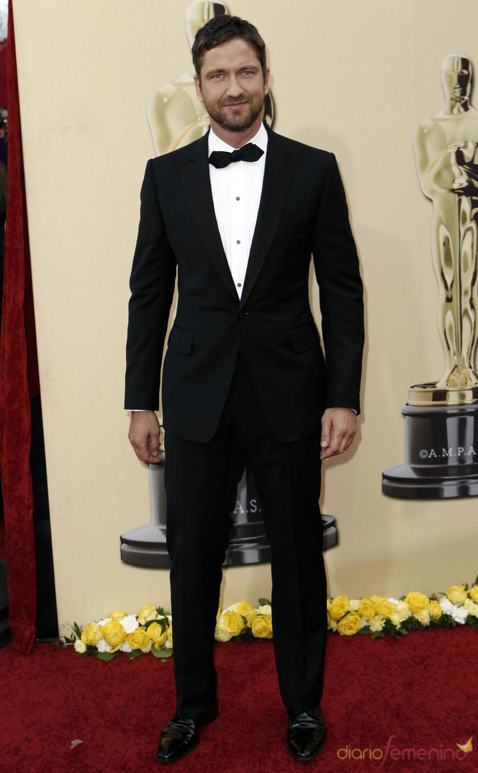 Gerard Butler en los Oscars 2010