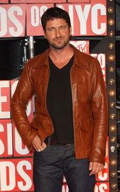 Gerard Butler en los Premios MTV 2009