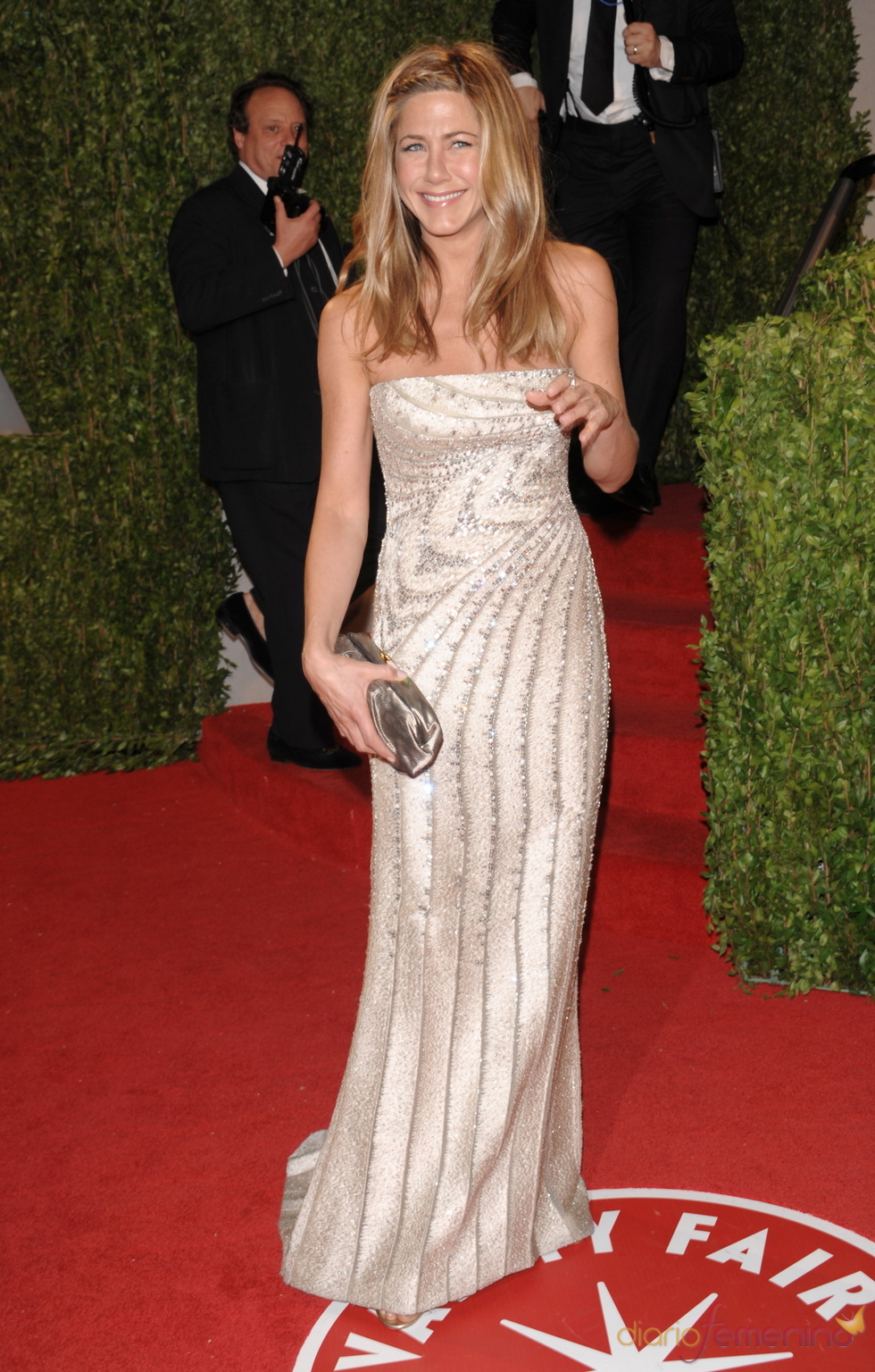 Jennifer Aniston en los Oscars 2009