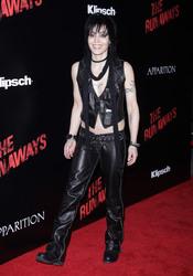 Premiere de 'The Runaways': Joan Jett