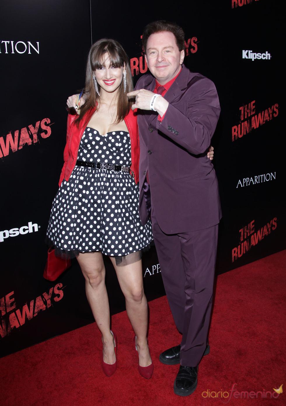 Premiere de 'The Runaways': Gerald Casale