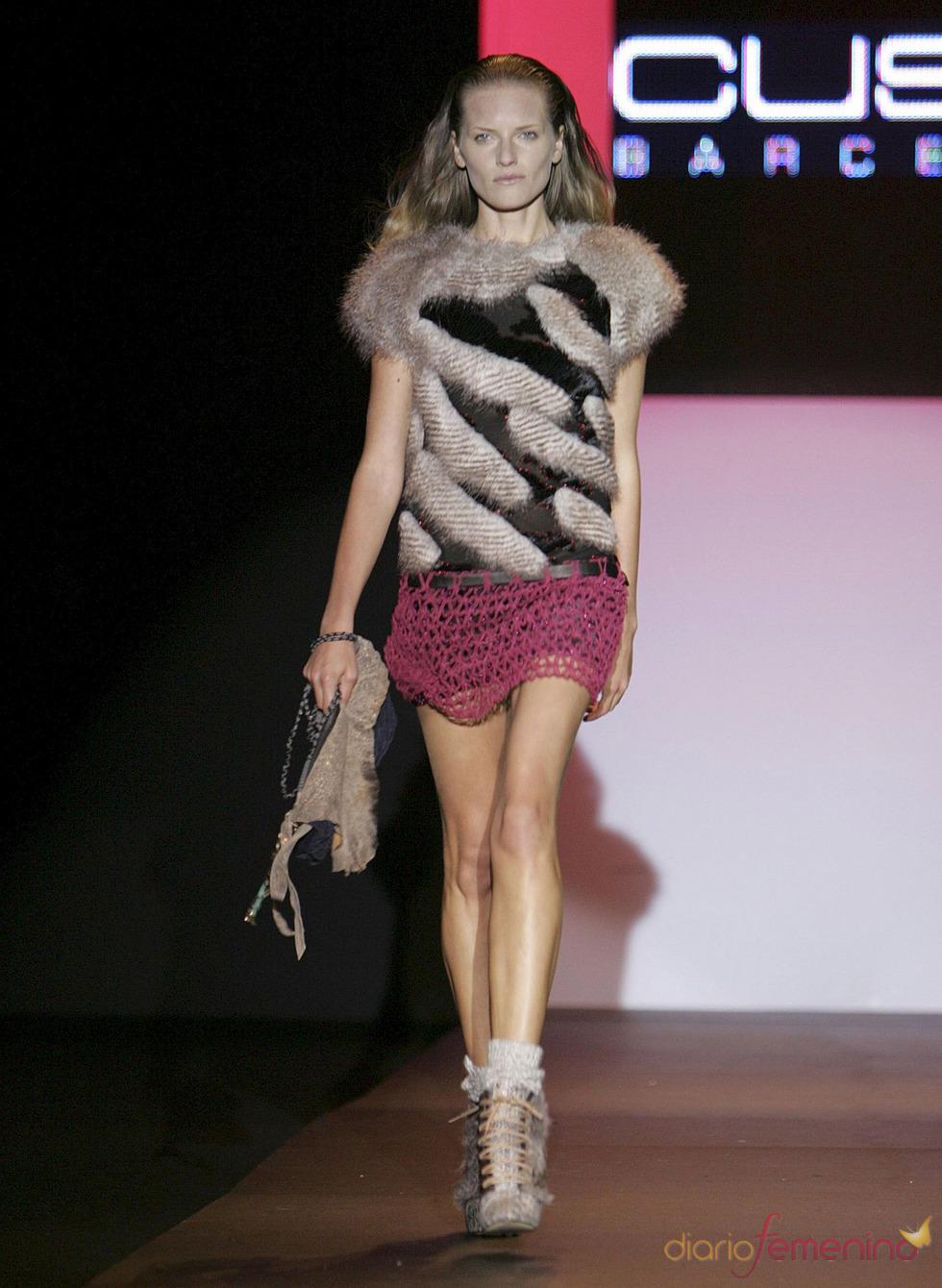 Los modelos de Custo Barcelona en Miami Fashion Week